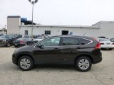 2013 Kona Coffee Metallic Honda CR-V EX AWD #71434991