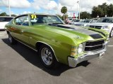 1971 Chevrolet Chevelle SS Coupe Data, Info and Specs