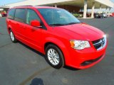 2013 Redline 2 Coat Pearl Dodge Grand Caravan SXT #71434934