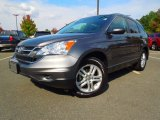2011 Polished Metal Metallic Honda CR-V EX 4WD #71434907