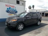 2013 Tuxedo Black Metallic Ford Explorer FWD #71434540