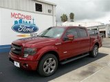 2013 Ruby Red Metallic Ford F150 FX2 SuperCrew #71504612