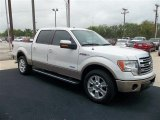 2013 Ford F150 Lariat SuperCrew Data, Info and Specs