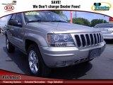 2002 Silverstone Metallic Jeep Grand Cherokee Limited #71504825