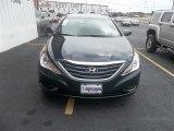 2013 Pacific Blue Pearl Hyundai Sonata GLS #71504603