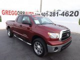 2010 Salsa Red Pearl Toyota Tundra Double Cab 4x4 #71504707