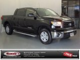 2010 Black Toyota Tundra CrewMax #71504699