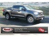 2013 Magnetic Gray Metallic Toyota Tundra TRD Rock Warrior CrewMax 4x4 #71504538