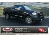 2013 Black Toyota Tundra TRD Rock Warrior Double Cab 4x4 #71504537
