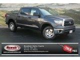 2013 Magnetic Gray Metallic Toyota Tundra SR5 TRD CrewMax 4x4 #71504536
