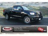 2013 Black Toyota Tundra TRD Rock Warrior Double Cab 4x4 #71504535