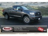 2013 Magnetic Gray Metallic Toyota Tundra TRD Rock Warrior Double Cab 4x4 #71504534