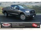2013 Magnetic Gray Metallic Toyota Tundra TRD Rock Warrior Double Cab 4x4 #71504534
