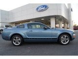 2006 Windveil Blue Metallic Ford Mustang V6 Premium Coupe #71525614