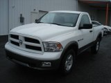 2010 Dodge Ram 1500 TRX4 Regular Cab 4x4 Data, Info and Specs