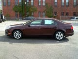 2012 Bordeaux Reserve Metallic Ford Fusion SE V6 #71531288