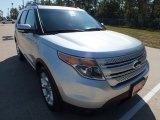 2013 Ingot Silver Metallic Ford Explorer Limited #71532354
