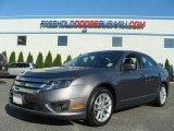 2010 Sterling Grey Metallic Ford Fusion SEL V6 #71532349