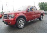 2013 Ford F150 FX4 SuperCab 4x4 Data, Info and Specs