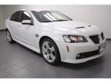 2009 White Hot Pontiac G8 GT #71531803