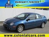 2003 Atlantic Blue Pearl Dodge Neon SXT #71532323