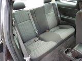 2010 Chevrolet Cobalt LT Coupe Rear Seat