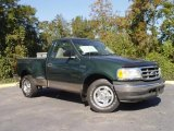 2003 Ford F150 XL Regular Cab Flareside Data, Info and Specs
