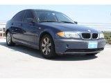 2005 Steel Blue Metallic BMW 3 Series 325i Sedan #71532285