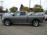 2012 Mineral Gray Metallic Dodge Ram 1500 Big Horn Quad Cab 4x4 #71531180