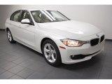 2013 Mineral White Metallic BMW 3 Series 328i Sedan #71531771