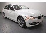 2013 Mineral White Metallic BMW 3 Series 328i Sedan #71531770