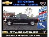 2013 Black Chevrolet Silverado 1500 LT Crew Cab 4x4 #71532240