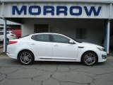 2013 Snow White Pearl Kia Optima SX Limited #71531131