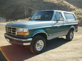 Ford Bronco Colors