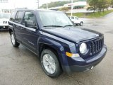 2013 Jeep Patriot True Blue Pearl