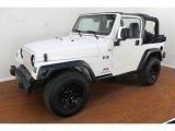 2006 Stone White Jeep Wrangler X 4x4 #71531093