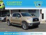 2010 Sandy Beach Metallic Toyota Tundra SR5 CrewMax #71532192