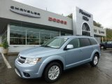 2013 Winter Chill Pearl Dodge Journey SXT AWD #71531673