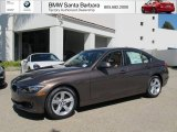 2013 Sparkling Bronze Metallic BMW 3 Series 328i Sedan #71531054
