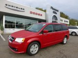 2013 Redline 2 Coat Pearl Dodge Grand Caravan Crew #71531659
