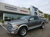 2012 Mineral Gray Metallic Dodge Ram 1500 Laramie Crew Cab 4x4 #71531650