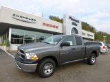 2012 Mineral Gray Metallic Dodge Ram 1500 ST Quad Cab 4x4 #71531647