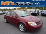 2007 Sport Red Tint Coat Chevrolet Cobalt LT Sedan #71532148