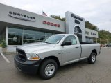 2012 Bright Silver Metallic Dodge Ram 1500 ST Regular Cab 4x4 #71531639