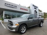 2012 Mineral Gray Metallic Dodge Ram 1500 Express Quad Cab 4x4 #71531638