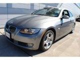 2009 Space Grey Metallic BMW 3 Series 328xi Coupe #71531024