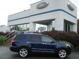 2011 Kona Blue Metallic Ford Explorer Limited 4WD #71531010
