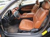 2003 Lexus SC 430 Saddle Interior