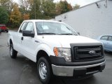 2013 Ford F150 XL SuperCab 4x4 Data, Info and Specs