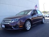 2011 Bordeaux Reserve Metallic Ford Fusion SEL #71532115